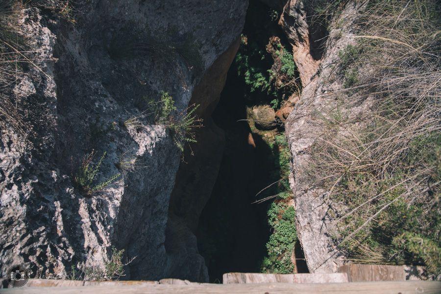 """Поход в Ущелье """"Ла Агуалеха"""""""