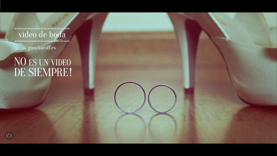 Videos de boda en Murcia