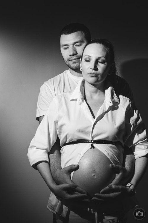 Retrato de Embarazada