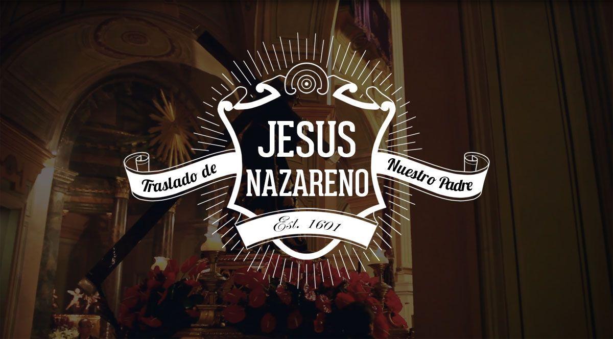 Traslado de Jesus Nazareno