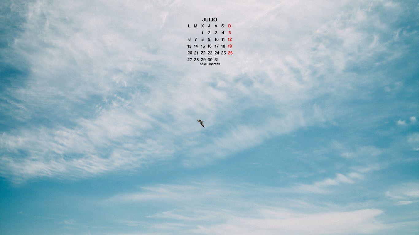 Julio 2015 1366x768