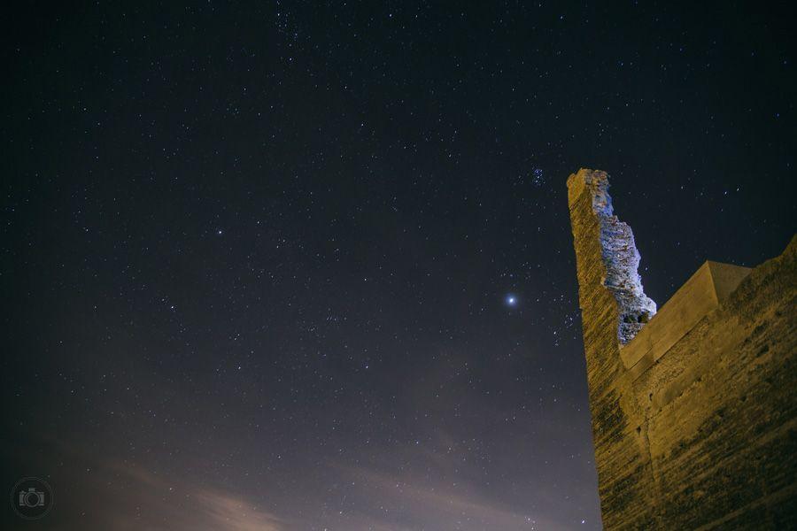 Fotografía nocturna en Murcia