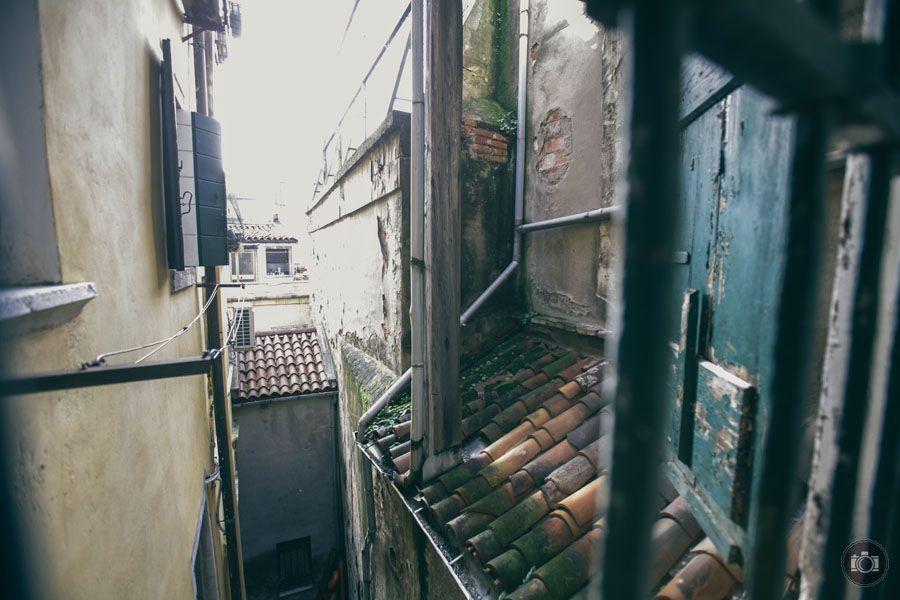 Patio en Venecia