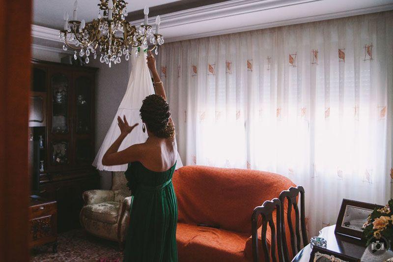 Fotografia de Boda con encanto